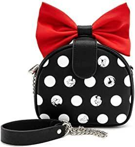 Disney Loungefly Handtasche WDTB1854 Minnie Mouse Crossbody