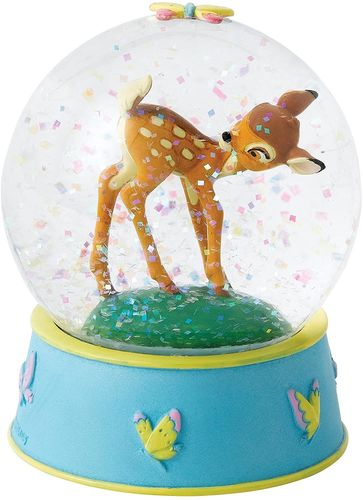 Disney enesco enchanting Schneekugel : A27026 Bambi