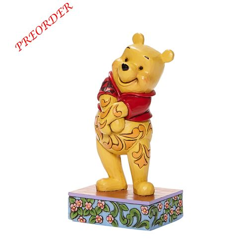 Pooh Standing Personality Pose  Pooh Standing Personality Pose 6008081