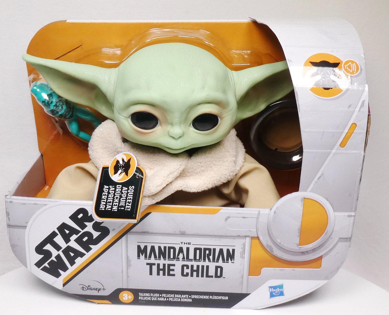 Baby Yoda Spielzeug