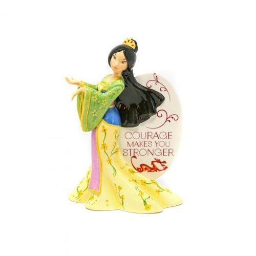 Disney Figur English Ladies Porzellan : Mulan